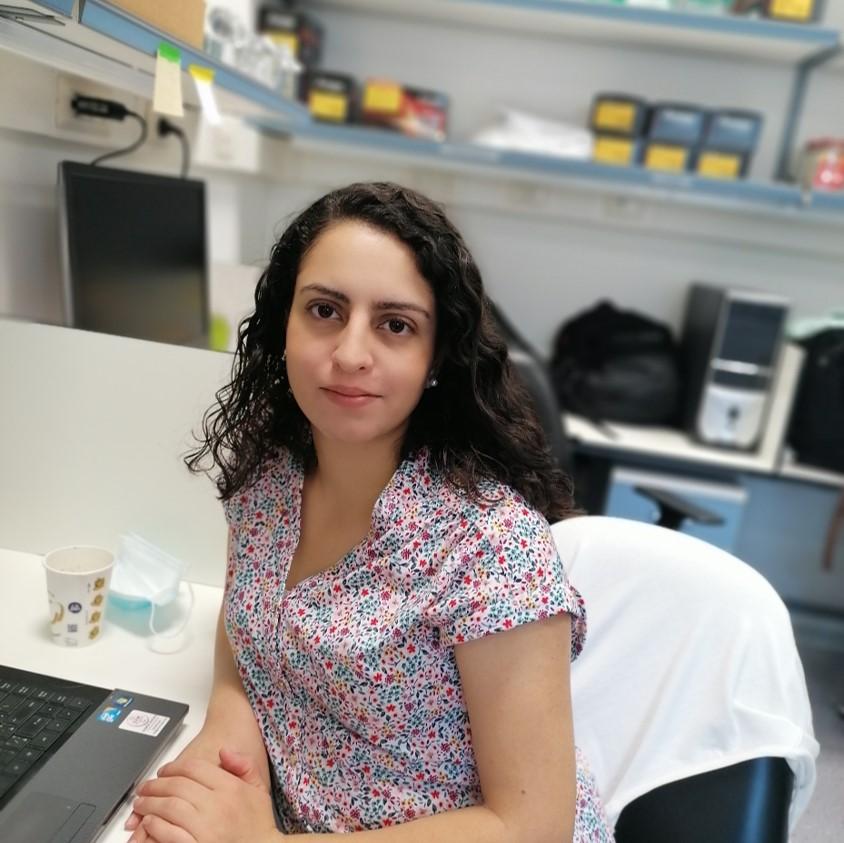 Diala Shatleh, PhD student